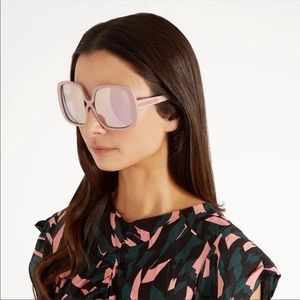 "Karen Walker ""Marques"" 55mm Sunglasses"